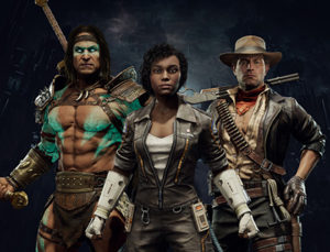 Mortal Kombat 11 Matinee Skin Pack