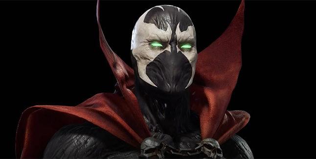 Mortal Kombat 11 Spawn Banner