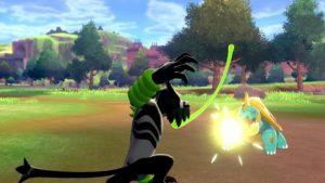 Pokemon Sword and Shield Screen 5