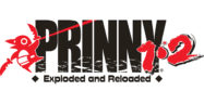 Prinny 1 2 Exploded and Reloaded Logo