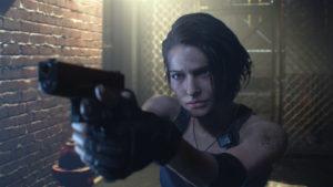 Resident Evil 3 Screen 1