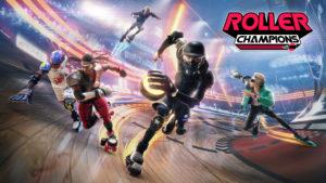Roller Champions Key Art