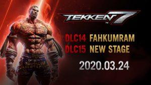 Tekken 7 Fahkumram DLC