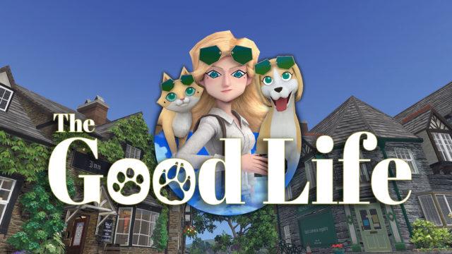 The Good Life Banner