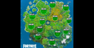 Fortnite Chapter 2 Season 2 Ghost and Shadow Dropboxes Locations Guide Map