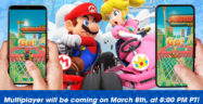 When will Mario Kart Tour Multiplayer come out
