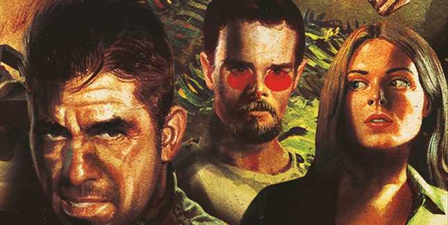 Cannibal Video Game Banner
