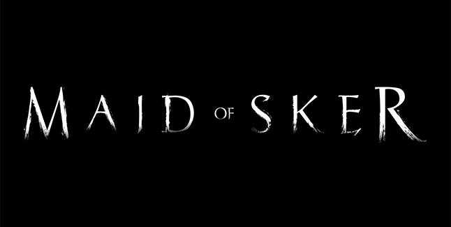 Maid of Sker Logo