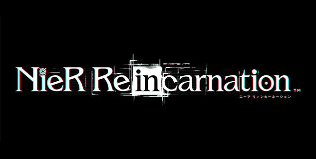 NieR Re[in]carnation Logo