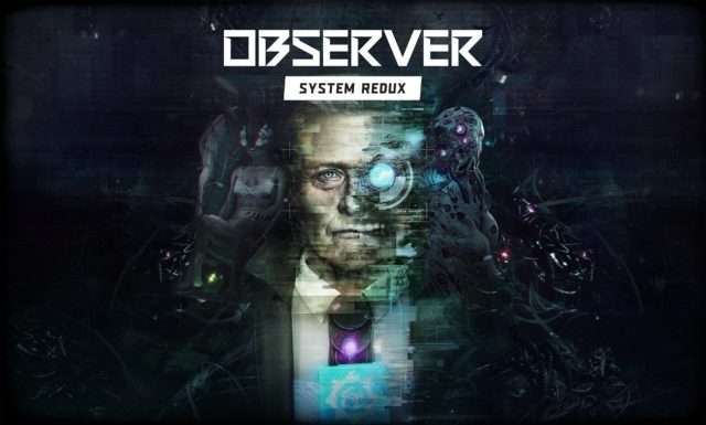 Observer System Redux Key Visual