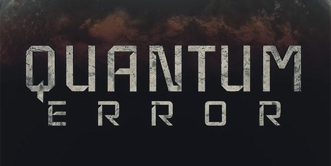 Quantum Error Banner