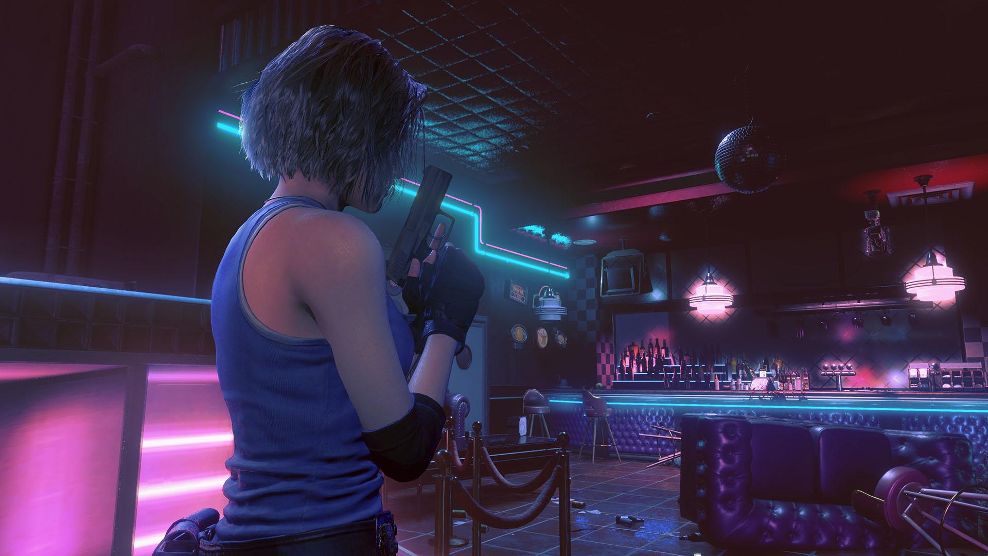 Resident Evil Resistance Jill Survivor Screen 1