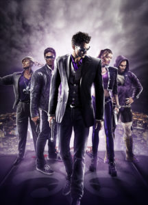 Saints Row The Third Remastered Cover Art