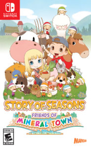 Story of Seasons Friends of Mineral Town Boxart