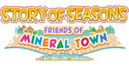 Story of Seasons Friends of Mineral Town Logo
