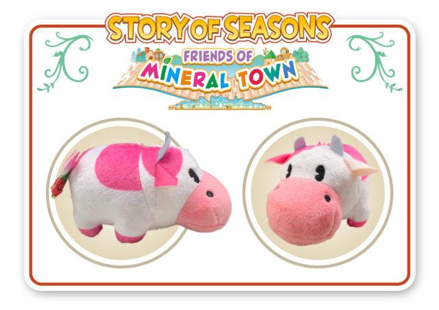Story of Seasons Friends of Mineral Town Pre-order Bonus