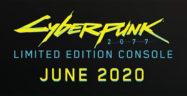 Xbox One X Cyberpunk 2077 Limited Edition Bundle Logo