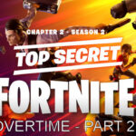 Fortnite Chapter 2 Season 2 Week 12 Overtime Challenges List