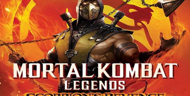Mortal Kombat Legends: Scorpion's Revenge release