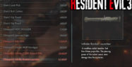 Resident Evil 3 Remake Unlimited Ammo Cheat