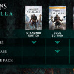 Assassins Creed Valhalla Editions