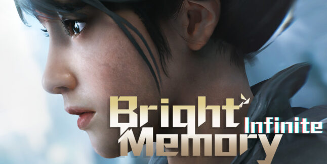 Bright Memory Infinite Banner