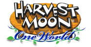 Harvest Moon One World Logo