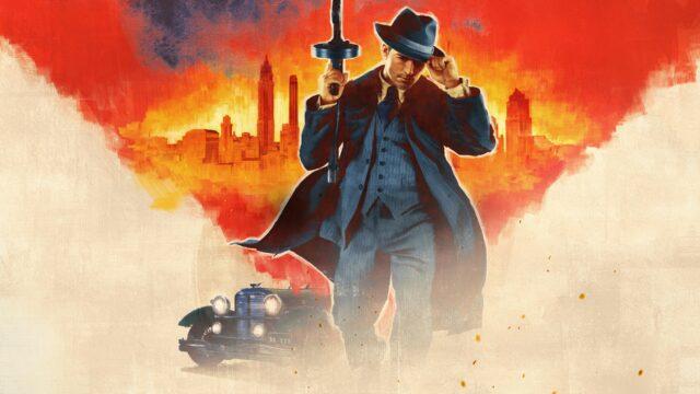 Mafia Definitive Edition Key Art