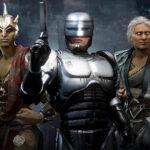 Mortal Kombat 11 Aftermath New Characters