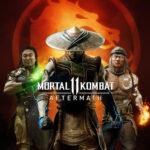 Mortal Kombat 11 Aftermath Poster