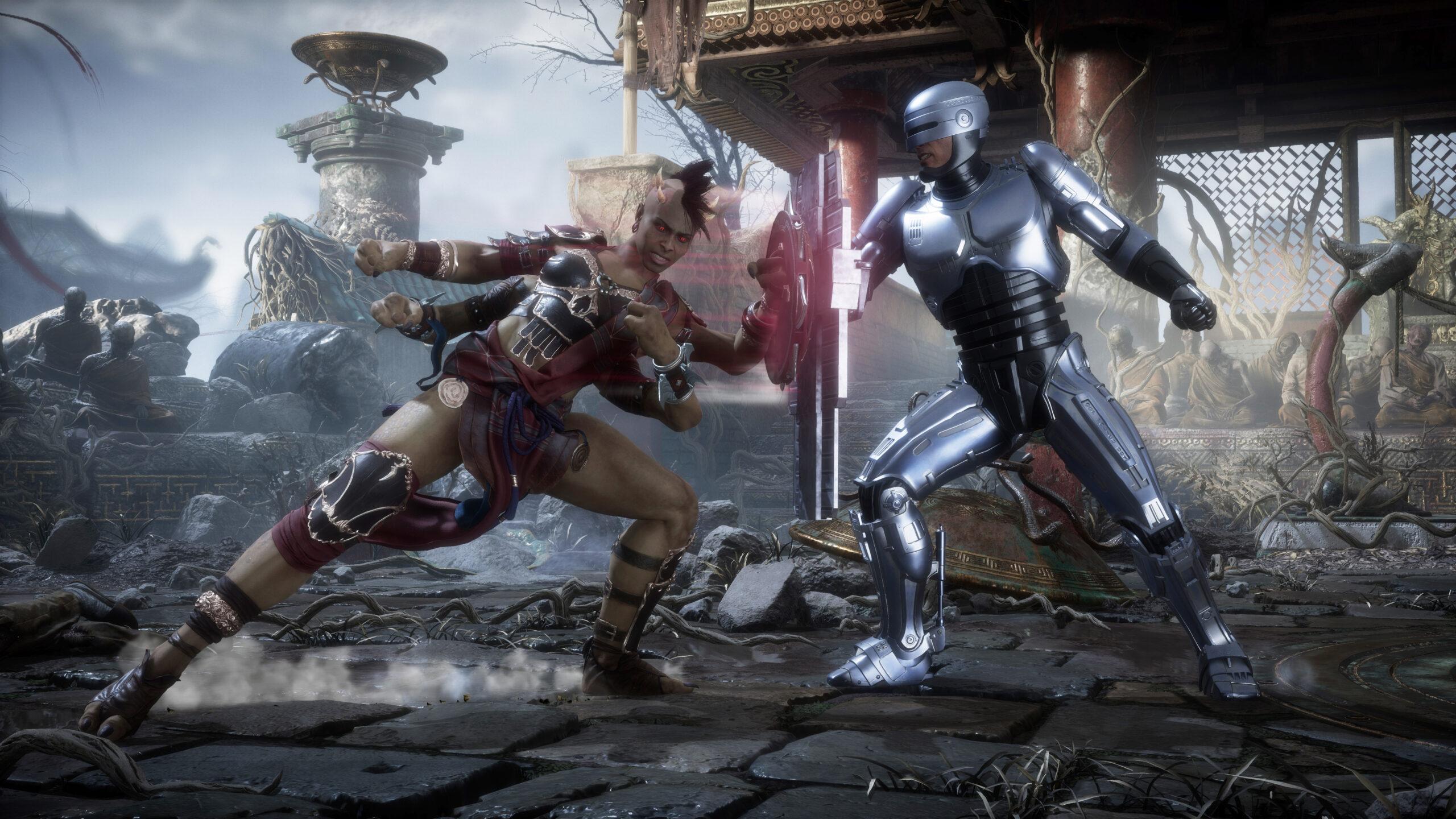 Mortal Kombat 11 Aftermath Screen 4