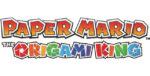 Paper Mario The Origami King Logo