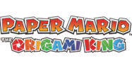 Paper Mario The Origami King Logo