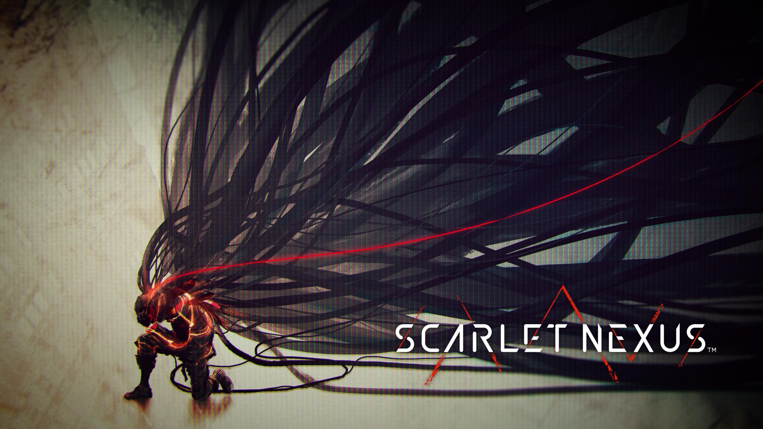 Scarlet Nexus Promo Image