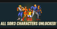 How To Unlock All Streets of Rage 4 Characters and Levels