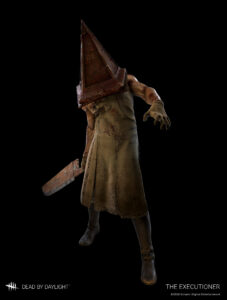 Dead by Daylight Silent Hill The Executioner