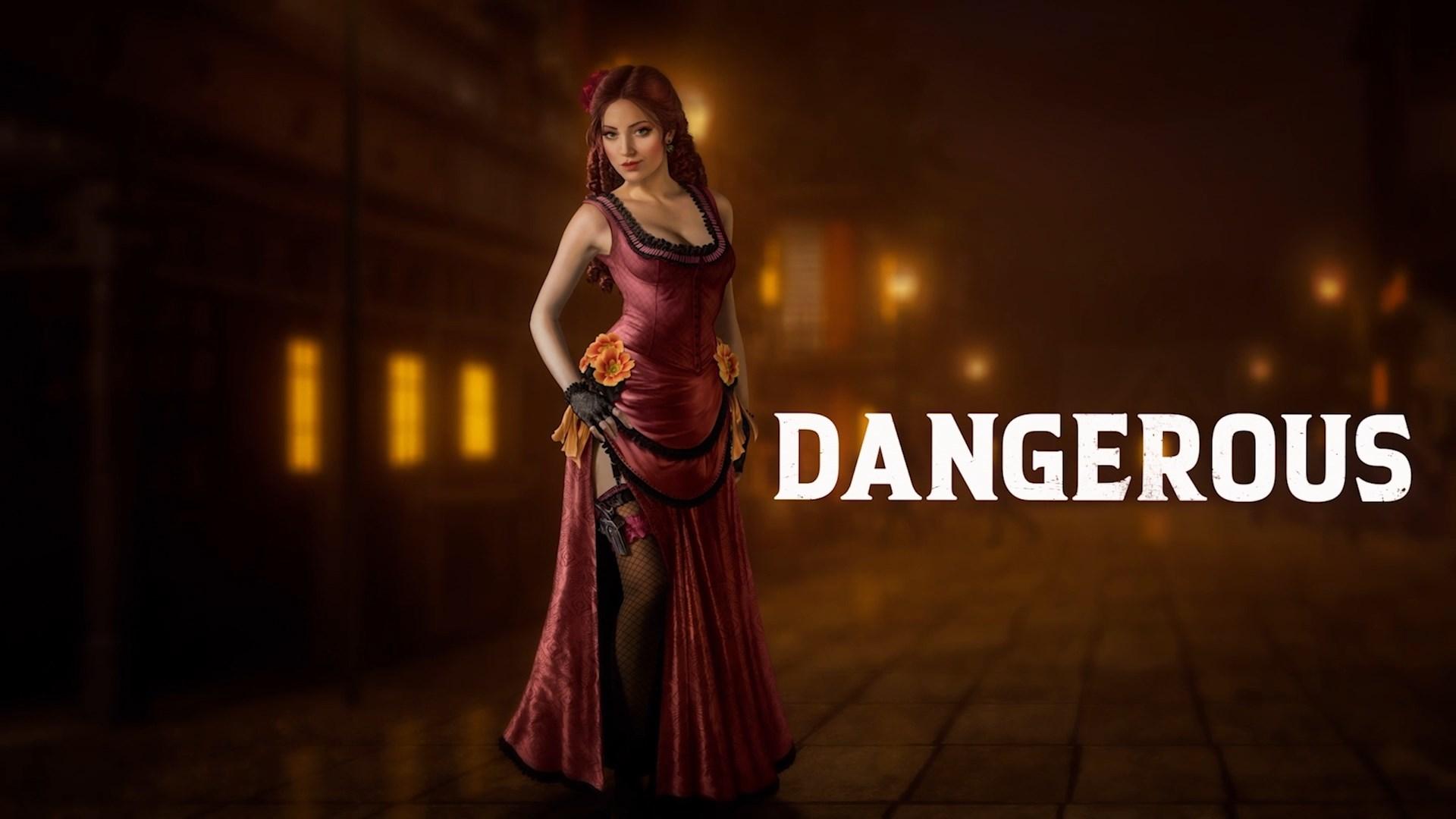 Desperados Iii Kate Ohara Dangerous