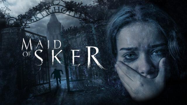 Maid of Sker Banner
