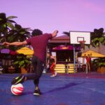 Street Power Soccer Screen 1