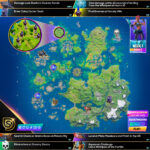 Fortnite Chapter 2 Season 3 Week 1 Challenges Cheat Sheet