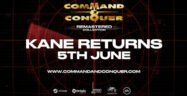 Kane Lives in Command and Conquer: Remastered Collection Launch Trailer