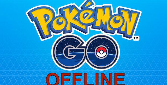 Pokemon Go Offline Downtime Counter