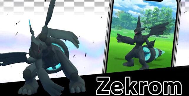 Pokemon Go Zekrom Raid Guide