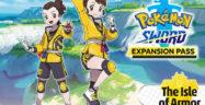 Pokemon Sword and Shield DLC Part 1: Isle of Armor FAQ