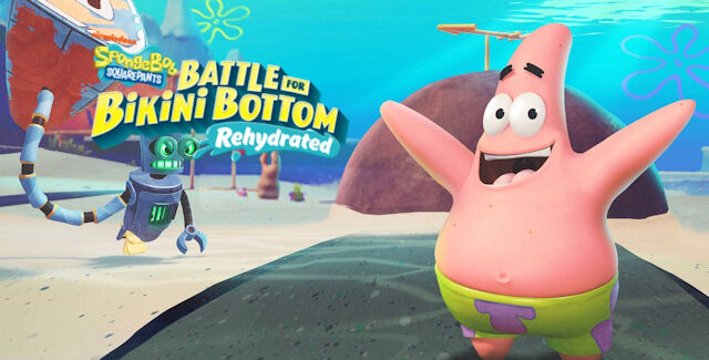 SpongeBob SquarePants: Battle for Bikini Bottom Rehydrated Collectibles