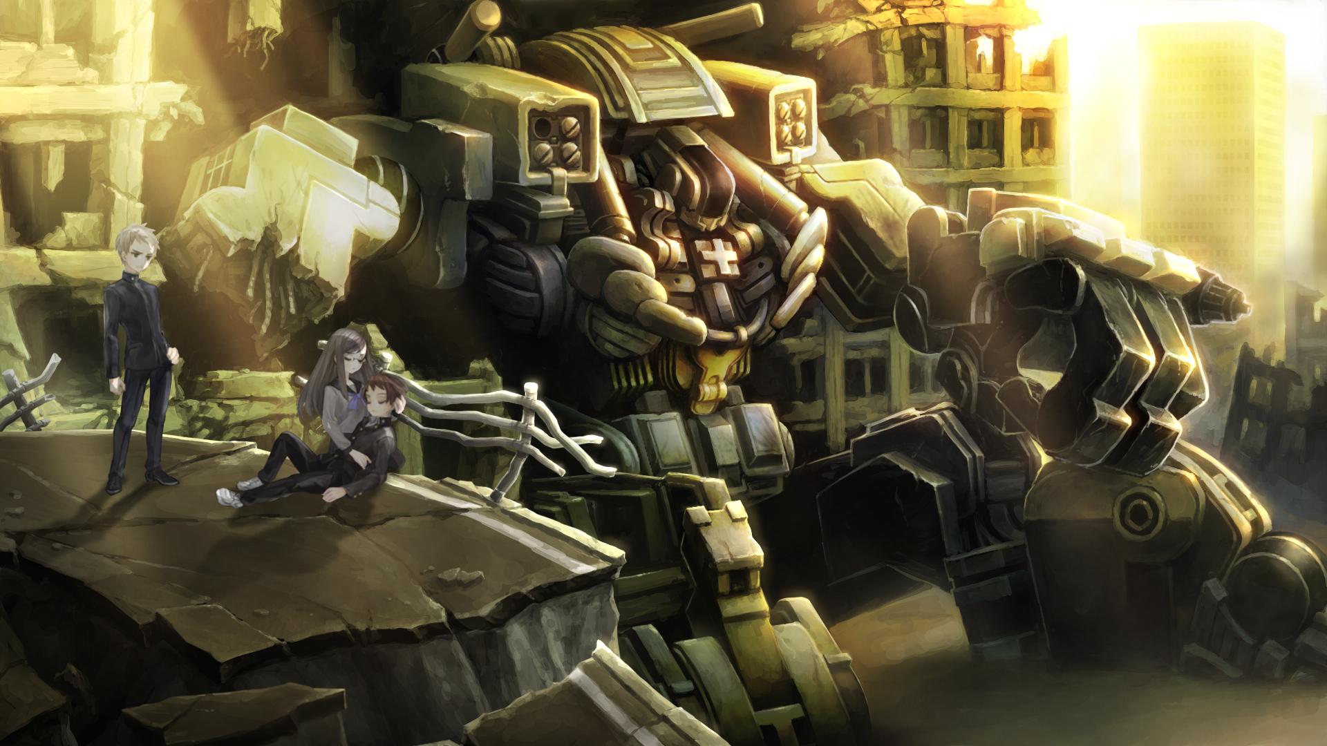 13 Sentinels Aegis Rim Screen 2