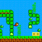 Alex Kidd in Miracle World DX Screen 7