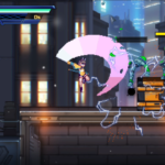 Azure Striker Gunvolt 3 Screen 1