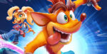 Crash Bandicoot 4 Its About Time Banner