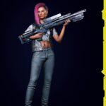 Cyberpunk 2077 Character Render 10